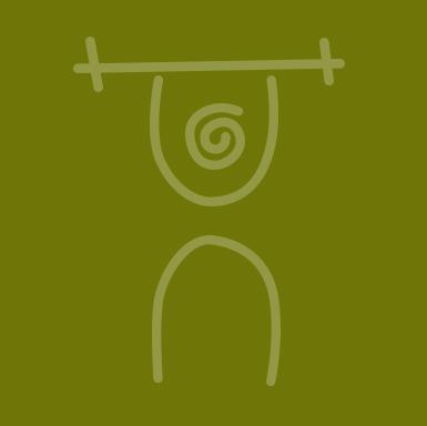 Fitness Stick Figure